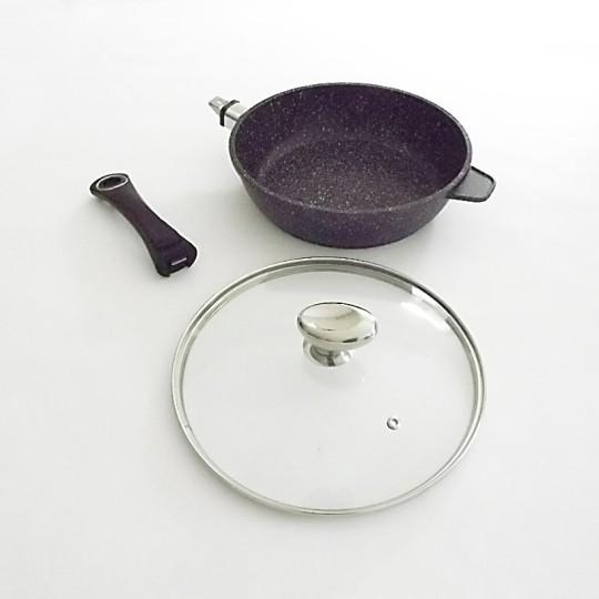 Sauteuse Classique 24 cm - Pradel Excellence - Cassolerie - Vue 2