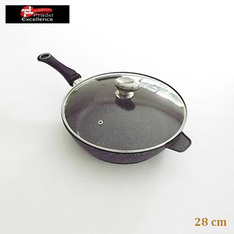 Sauteuse Classique 28 cm - Pradel Excellence - Casserolerie - Vue 1