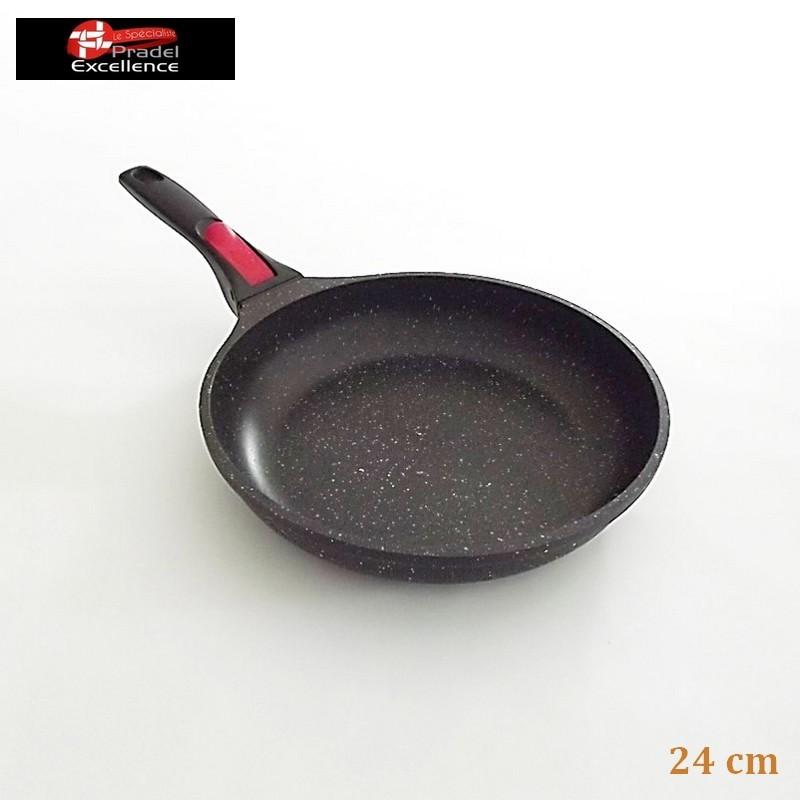 Poêle 24 cm - Gamme Volna - Pradel Excellence - Cassolerie - Vue 1