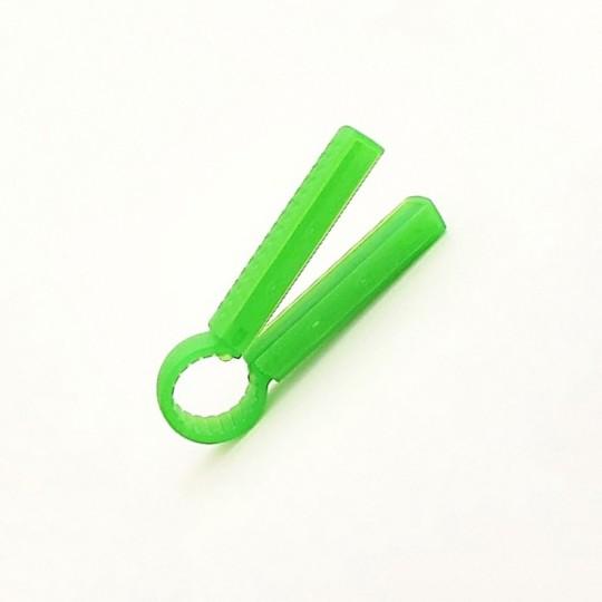 Ouvre bouteille d'eau - Twisty - Vert