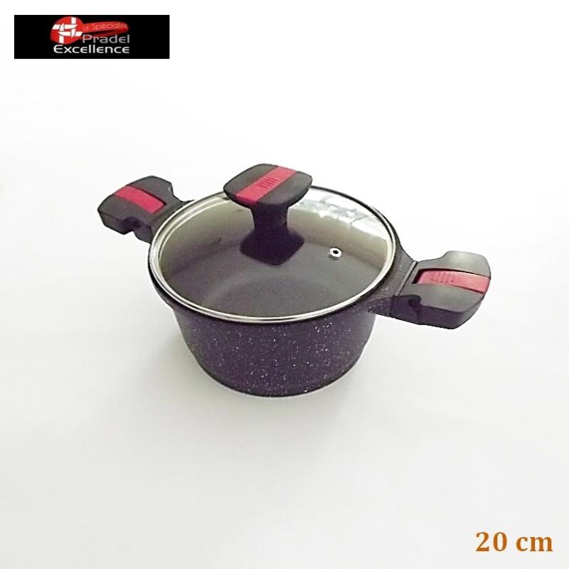 Fait-tout Volna 20 cm - Pradel Excellence - Casserolerie - Vue 1