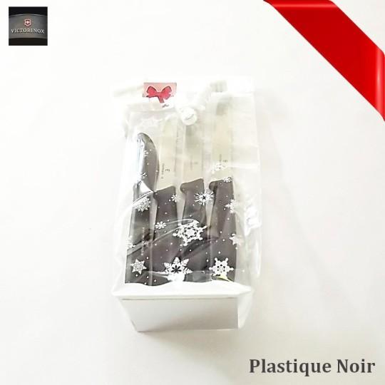 Pack Victorinox Noir - Idées Cadeaux - Vue 1 - coutellerie-du-sud.com