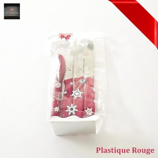 Pack Victorinox Rouge - Idées Cadeaux - Vue 1 - coutellerie-du-sud.com