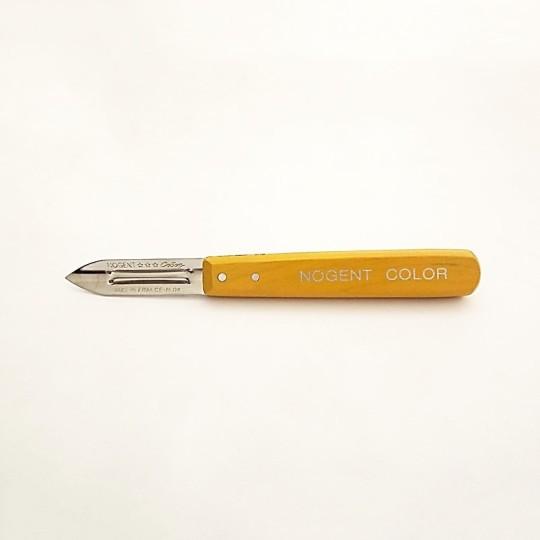 Nogent Econome Bois jaune - Color - Vue 2