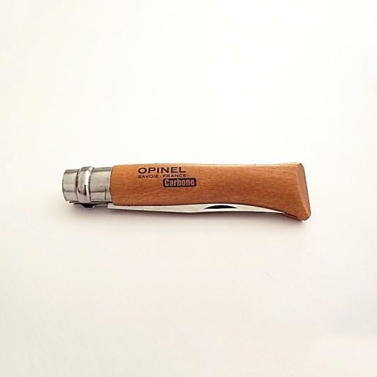 Opinel Couteau de Poche Carbone n°10 - Vue 3