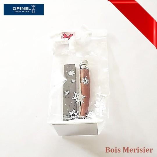 Pack Opinel Effilé Merisier Idées cadeaux vue 1