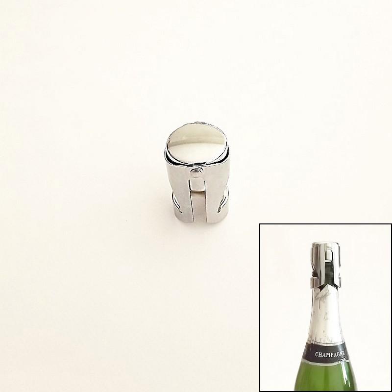 Bouchon à champagne - vue 1
