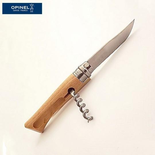 Opinel Couteau de Poche Tire-bouchon - Vue 1
