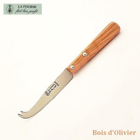 La Fourmi Couteau à Fromage - Bois d'olivier