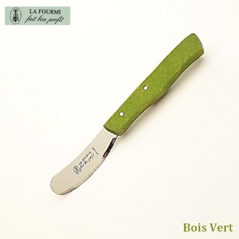 La Fourmi Couteau à beurre Bois vert