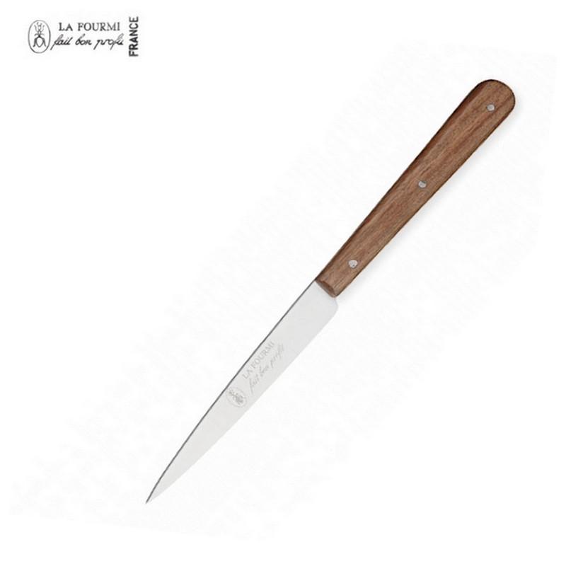 La fourmi couteau de cuisine effilé - bois classique