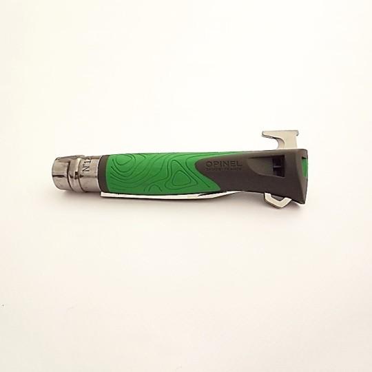Opinel Couteau de Poche Explore - Vert - Vue 2