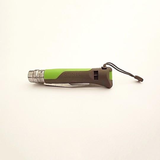 Opinel Couteau de Poche Outdoor Vert - Vue 2