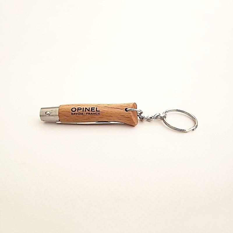 Opinel Couteau de Poche Porte-clé N°04 - Vue 1