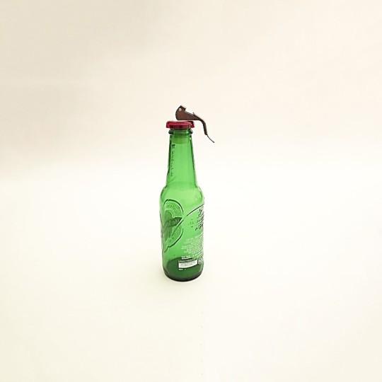 Bouchon levier rouge - Vue 2