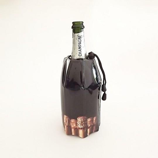 Rafraîchisseurs à Champagne - Motif Bouteille - Vue 1