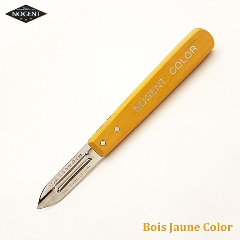 Nogent Econome Bois jaune - Color - Vue 1