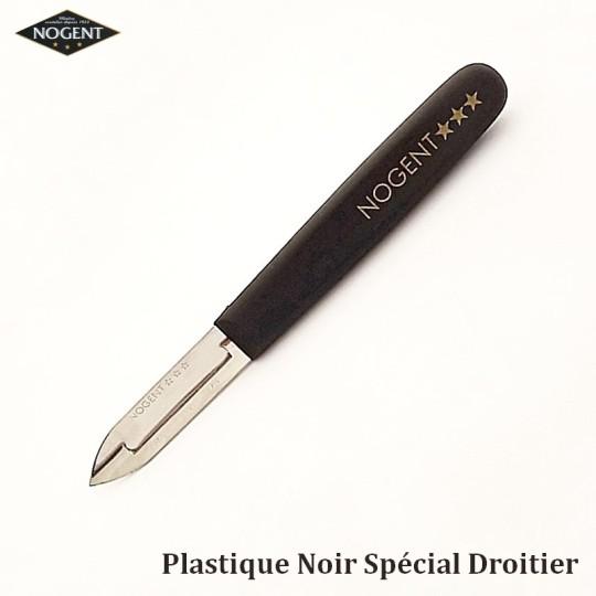 Nogent Econome Plastique Noir - 3 étoiles - Spécial Droitier - Vue 1