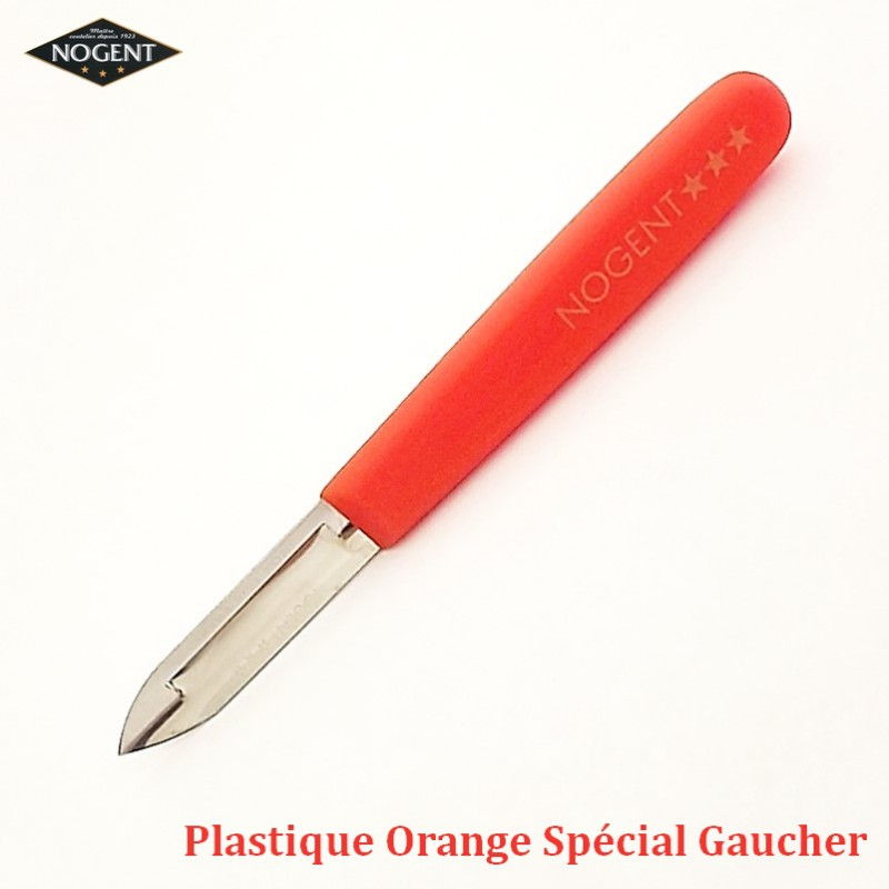 Nogent Econome Plastique Orange - 3 étoiles - Spécial Gaucher - Vue 1