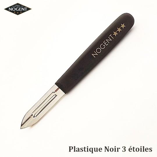 Nogent Econome Plastique Noir - 3 étoiles - Vue 1