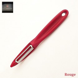 Epluche tomate Victorinox rouge - Vue 1