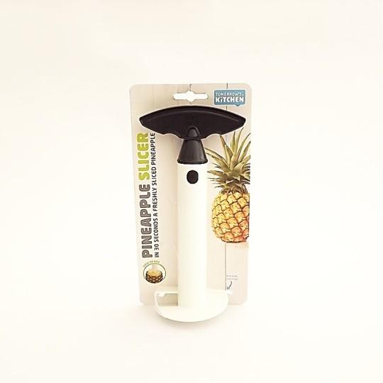 Coupe ananas noir - Ustensile de cuisine - Accessoires pratiques