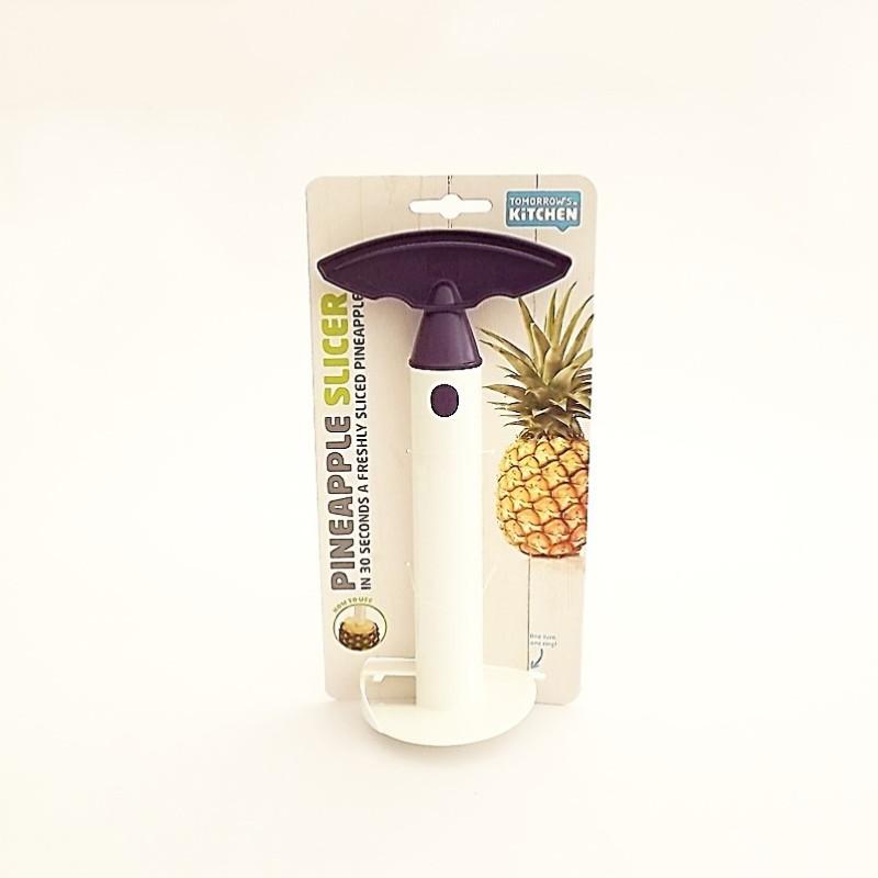 Coupe ananas - accessoire pratique - violet