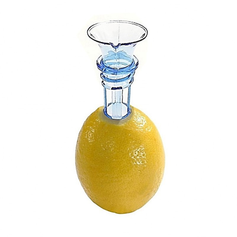 Presse citron à visser - Bleu - Vue 1